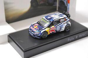1:43 Spark VW Polo R WRC Rally 2015 Red Bull #9 Floene NEW bei PREMIUM-MODELCARS