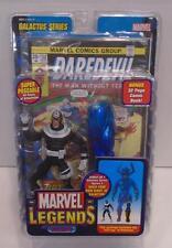 Marvel Legends: Bullseye Action Figure (2005) Toy Biz New White Variant