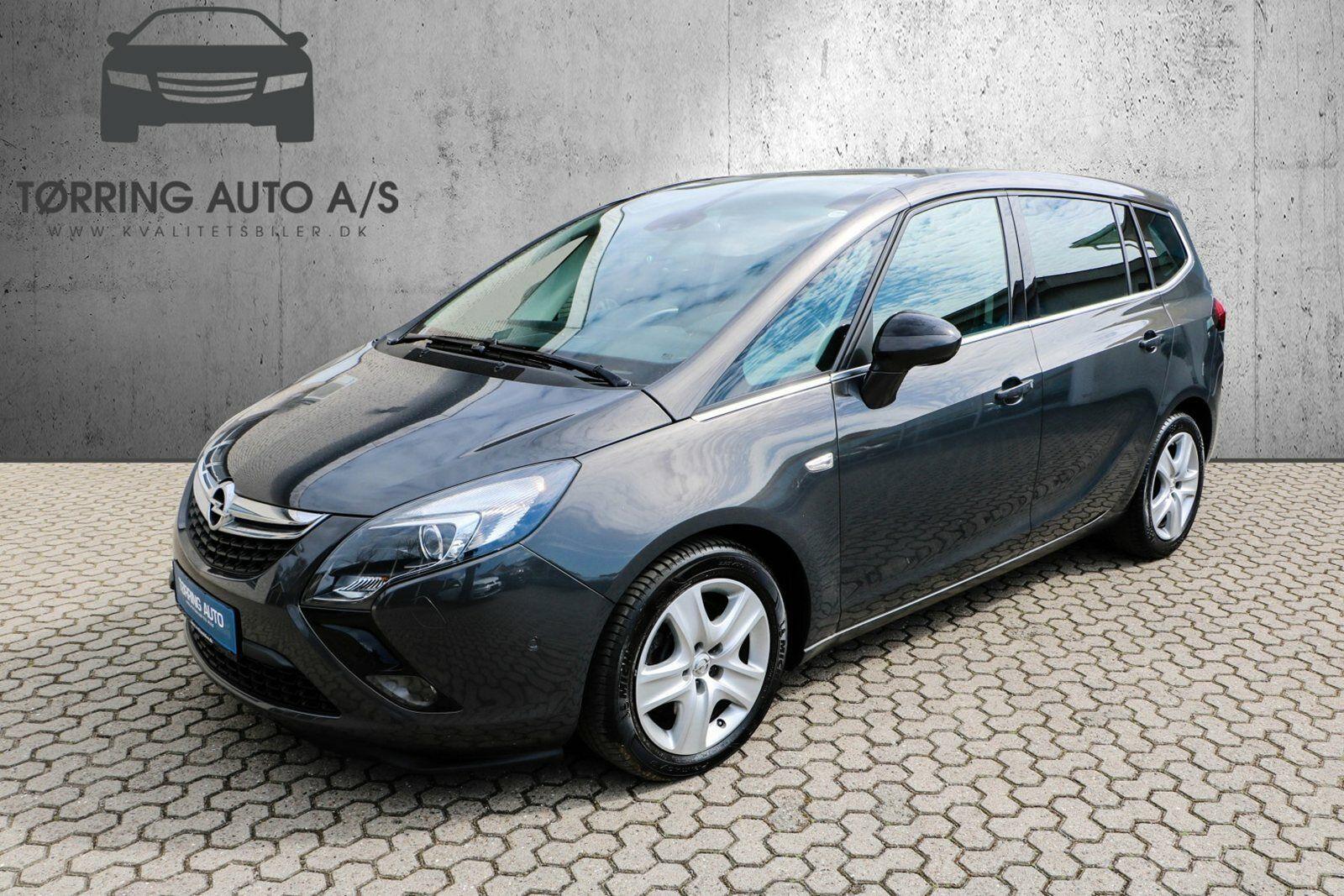 Opel Zafira Tourer 2,0 CDTi 170 Enjoy aut. 5d - 199.900 kr.
