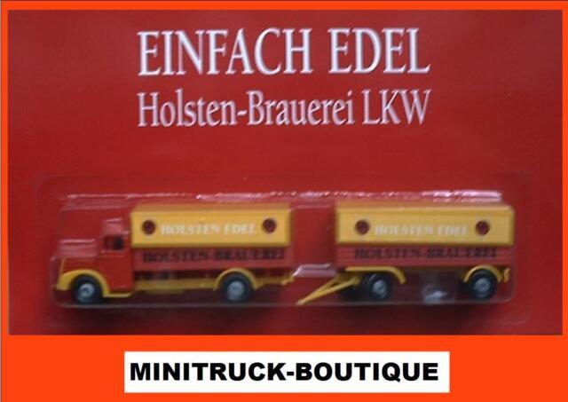 Holsten - Einfach Edel +++ MAN F8 LH-HZ