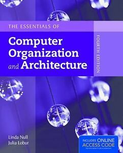 the essentials of computer organization and architecture by linda rh ebay com