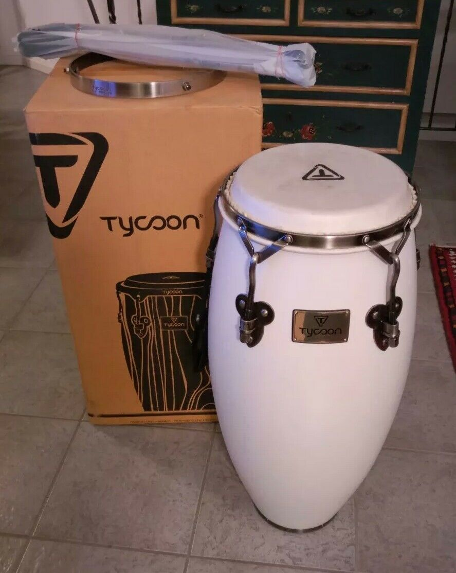 Tycoon Percussion Conga 10  TSCP - 100 BC s, UVP 839  , Signature Pearl Series