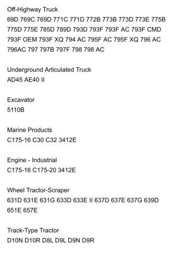Cat Nos Seal 2300940. Details about  /Caterpillar Oem Seal 230-0940