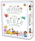 Candle Prayers for Toddlers and Candle Bible for Toddlers by Juliet David (Hardback, 2011)