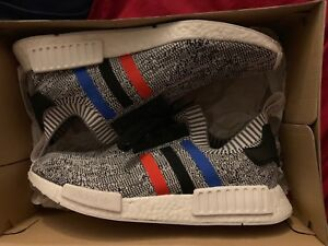 1754ae9c0 Adidas nmd r1 pk gray size 12.5 worn once for ten minutes