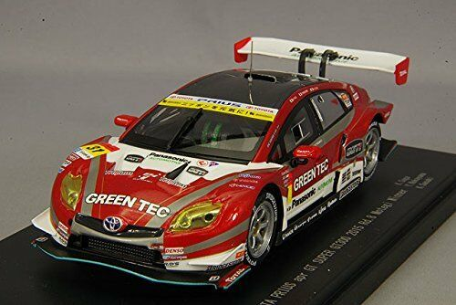 EBBRO 1  43 leksakota Prius apr GT Super GT 300 2015 Round 8 Motegi Winner