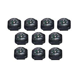10PCS-Mini-Precise-Compass-for-Paracord-Bracelet-Outdoor-Camping-Hiking-Tool