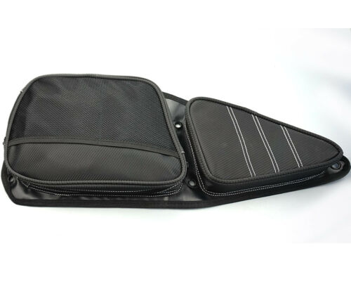 1xPolaris RZR XP1000 S1000 S900 Knee Pad Passenger Driver Side Door Bag Storage