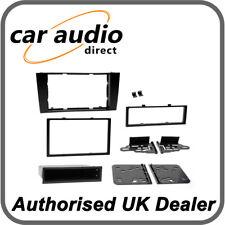 CT24AU17 Black Car Stereo Single//Double Din Radio CD Fascia Adapter For Audi A4