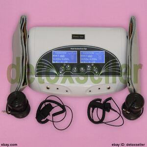 New-Dual-Ionic-Detox-Ion-Foot-Bath-Spa-LCD-Cell-Cleanse-Health-Machine-Fir-Belt