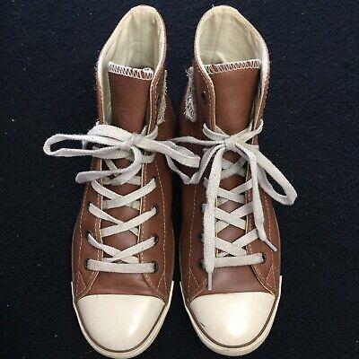Sneakers, str. 37, Nature, Hvid, Læder, God