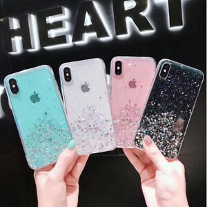 Star-Glitter-Bling-Pattern-Mobile-Phone-Case-Soft-Cover-for-iPhone-11-ProMax-XR