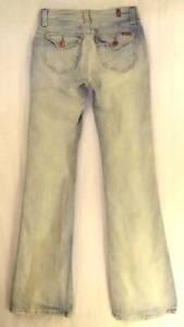 Vintage-Acid-Wash-LOW-Rise-FLARE-Leg-BONGO-Let-Me-B-Stretch-Denim-Jeans-1