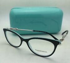 7d47a0f598 item 5 TIFFANY   CO. Eyeglasses TF 2142-B 8193 53-16 140 Black on Blue  Frames w  Silver -TIFFANY   CO. Eyeglasses TF 2142-B 8193 53-16 140 Black  on Blue ...