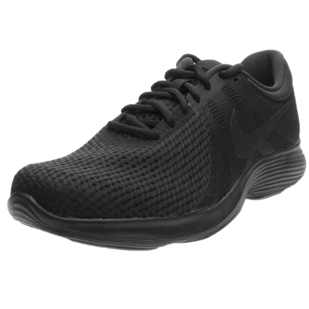Schuhe Nike Nike Revolution 4 EU AJ3490-002 schwarz
