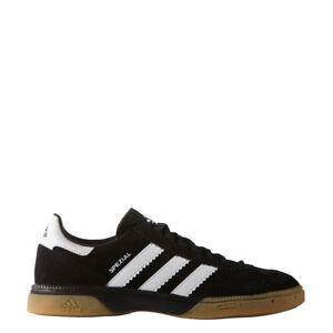 Details zu adidas HB Spezial Handballschuhe Indoor schwarz [M18209]