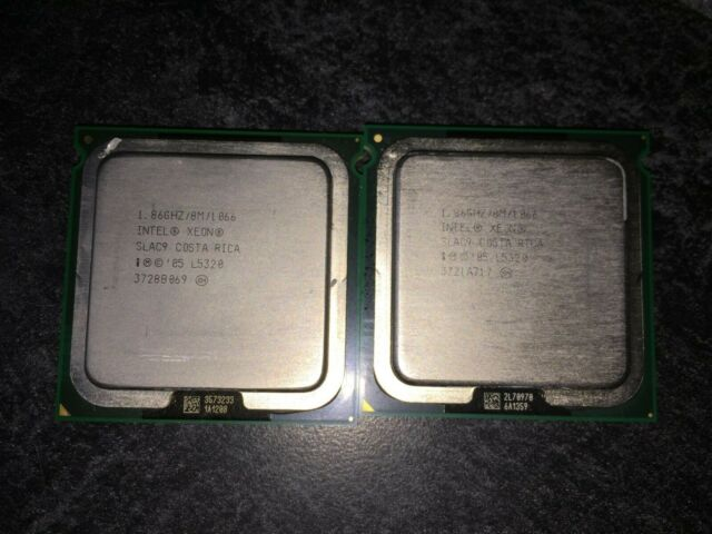 Intel Xeon X3230 2.66 Ghz 8M L2 Cache 1066MHz FSB LGA775 Quad-Core Processor