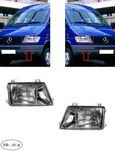 Mercedes-Benz Sprinter W901-903 1995-2000 2X NEUF Front Projecteurs Paire L R LHD