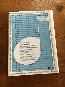 36bf038ba50 Das Bild wird geladen Noten-fuer-Blasorchester-Concert-Band -Suite-nach-Motiven-