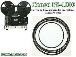 Super 8 Film Projector NEW Replacement BELT for Canon PS-1000 8mm