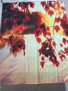 Shower-curtain-fall-leaves-over-water-red-gold-62-x-74-nylon