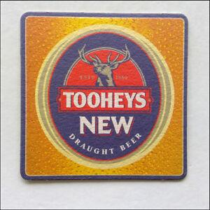 Tooheys-New-Draught-Beer-Coaster-B350