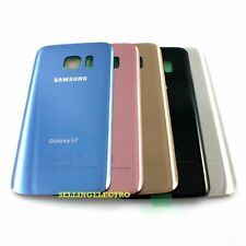 Back Glass Cover Battery Door Replacement For Samsung Galaxy S7 G930 Repair Part