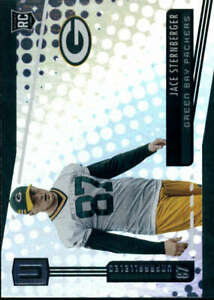 2019 Panini Unparalleled #257 Jace Sternberger RC Rookie Green Bay Packers