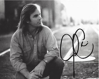 Music Responsible Jonathan Cain Journey Guitarist Hand Signed Authentic 8x10 Photo B W/coa Proof Autographs-original