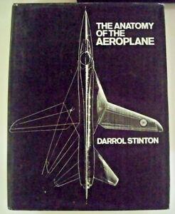 The-Anatomy-Of-The-Aeroplane-by-Darrol-Stinton-HB-DJ-0246114479