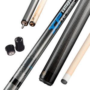 "Collapsar CA 1//2 Split Billiard Pool Cue Nine-ball Ball Arm 58/"" Billiard Stick"