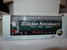Oxford 76STOB006 STOB006 1/76 OO  Man TGX Curtainside Eddie Stobart Mollie Ann
