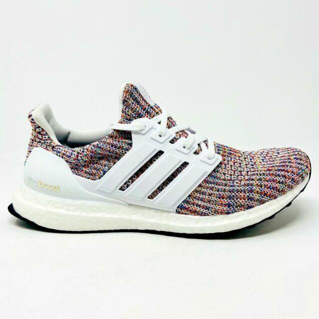 Size 10.5 - adidas UltraBoost 4.0 Rainbow 2018