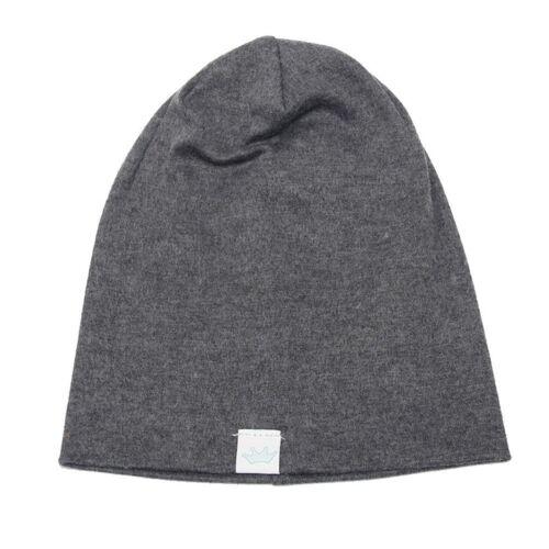 Toddler Kids Baby Boy Girl Infant Cotton Soft Warm Hat Cap Beanie IN9X
