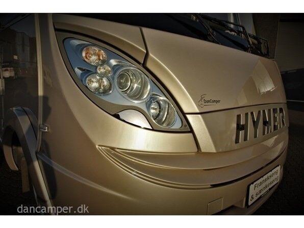 Hymer B Klasse 554, 2011, km 85350