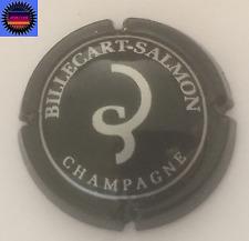 Capsule de Champagne Jéroboam BILLECART-SALMON Noir et Argent n°55 Cote 20€ !!!