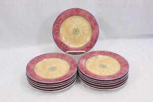 Sakura-Malaga-Salad-Plates-8-25-034-Set-of-12