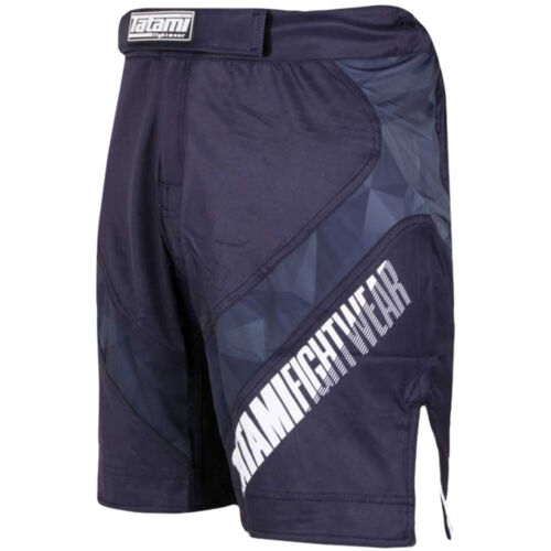 Tatami Navy Nexus Dynamic Fit MMA Fight Shorts
