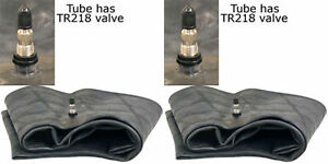 TWO-NEW-13-6-14-9-24-13-6-24-14-9R24-HEAVY-DUTY-TRACTOR-TIRE-TUBES-TR218