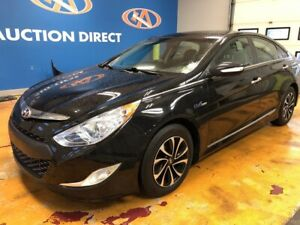 2015 Hyundai Sonata Hybrid Limited HYBRID/HEATED SEATS/ REVER...
