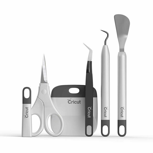 Mint Basic Set Cricut Tools