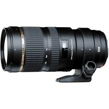 Tamron SP 70-200mm F/2.8 Di VC USD Zoom Lens for Canon Digital SLR T5i 70D T4i