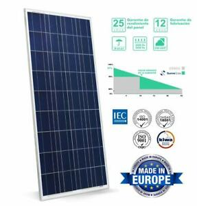 Placa Solar 330w Panel Solar Polycrystalline 72 Celulas 12v 24v 48v