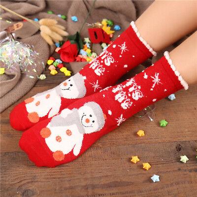 Christmas Socks Santa Claus Gift Kids Unisex Xmas Funny Socks FOR Girl Women