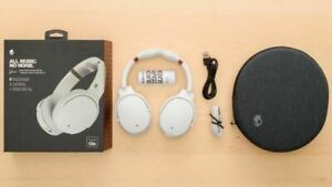 Skullcandy Venue Active Noise Cancelling Headphones,Over The Ear BT Wireless