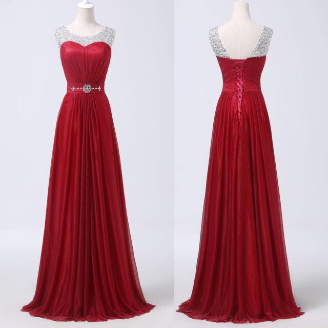 2015 HOT! PLUS SIZE MOTHER of the BRIDE GROOM DRESS FORMAL EVENING GOWN DRESSES