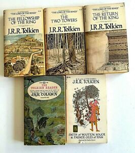 Tolkien-Lord-of-the-Rings-1st-Ed-The-Tolkien-Reader-Smith-Wooten-Farmer-Giles