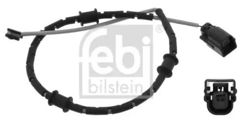 brake pad wear FEBI BILSTEIN 47375 Warning Contact
