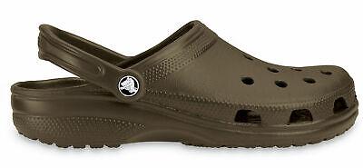 UnabhäNgig Crocs Damen Und Herren Sport-freizeit-clog Schuhe Classic Clog Braun