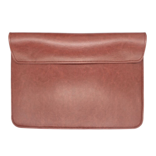 MagiDeal PU Leather Protective Sleeve Cover Bag for for Macbook Air 11.6/'/'
